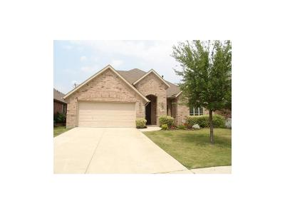 Little Elm Single Family Home For Sale: 2613 Timberhollow Drive
