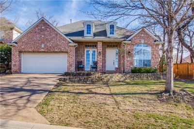Highland Village Single Family Home For Sale: 3110 Lake Highlands Drive