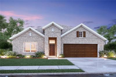 Fort Worth Single Family Home For Sale: 129 Mossy Oak Trail