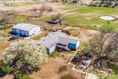 Rockwall Single Family Home For Sale: 11692 County Road 950