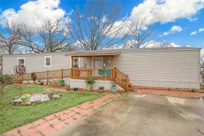 Arlington Single Family Home For Sale: 4800 Kelly Elliott Road #53