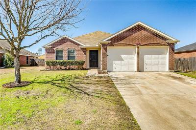 Red Oak Single Family Home For Sale: 1511 Wavecrest Drive