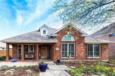 Collin County, Dallas County, Denton County Single Family Home For Sale: 3740 Muirfield Drive