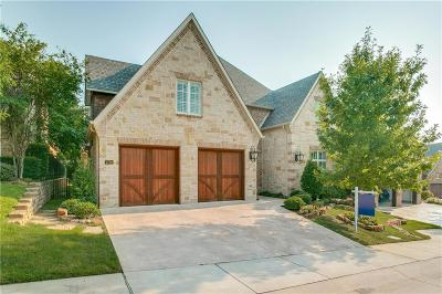 Colleyville Single Family Home For Sale: 1709 Rock Dove Circle