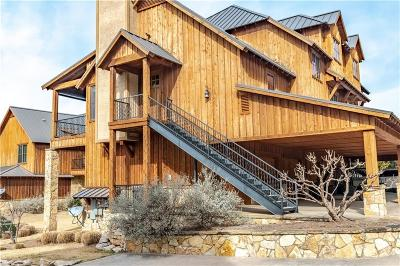 Palo Pinto County Condo For Sale: 1671 Scenic Drive #401