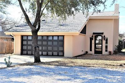 Grand Prairie Single Family Home For Sale: 1717 Hardy Road