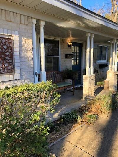 Richardson Single Family Home For Sale: 1314 Cloverdale Drive