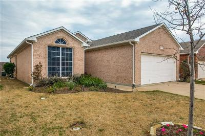 Fort Worth TX Single Family Home For Sale: $237,000