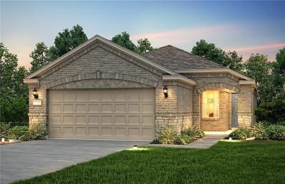 Little Elm Single Family Home For Sale: 7625 Heritage Drive