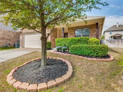 Fort Worth Single Family Home For Sale: 4205 Golden Sunset Court