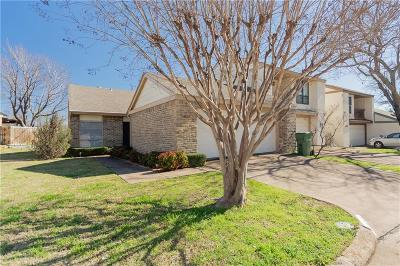Garland Townhouse For Sale: 824 Pebble Beach Drive