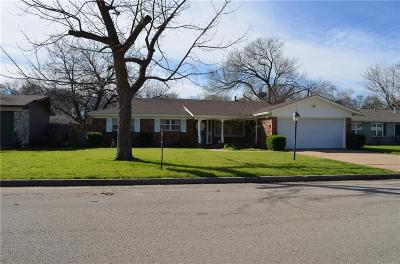 Edgecliff Village Single Family Home For Sale: 2113 York Drive