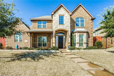 Wylie Single Family Home For Sale: 1727 Teakwood Drive