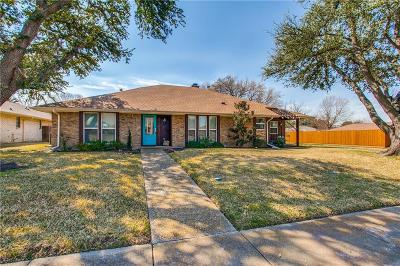 Richardson Single Family Home For Sale: 600 Birch Lane