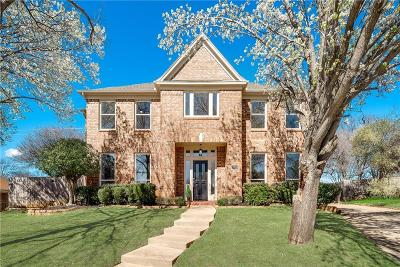 North Richland Hills Single Family Home For Sale: 8623 Castle Creek Court