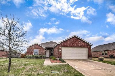 Wylie Single Family Home For Sale: 1409 Bankston Drive