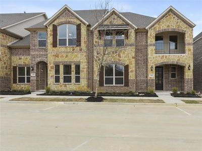 Flower Mound Townhouse For Sale: 2416 Belvedere Lane