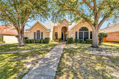 Richardson Single Family Home For Sale: 2900 Madison Court