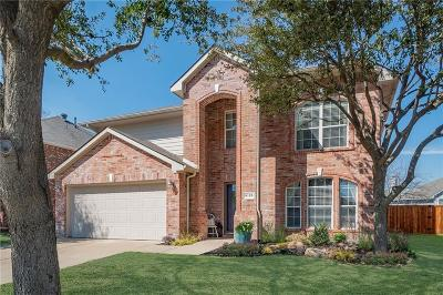 McKinney Single Family Home For Sale: 9128 Manassas Ridge