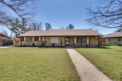Denton Single Family Home For Sale: 2907 Brookhollow Drive