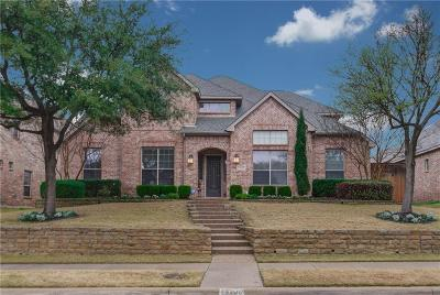 Frisco Single Family Home For Sale: 15126 Woodbluff Drive