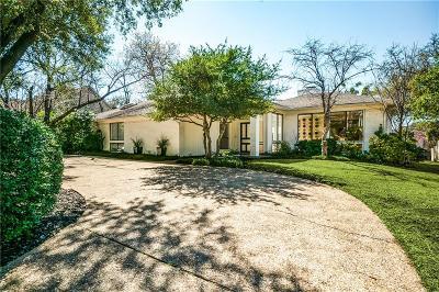Single Family Home For Sale: 16011 Ranchita Drive