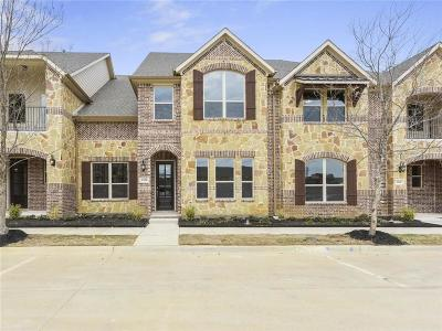 Flower Mound Townhouse For Sale: 2420 Belvedere Lane