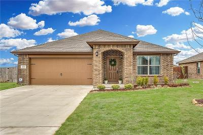 Ponder Single Family Home For Sale: 232 Oaklawn Drive