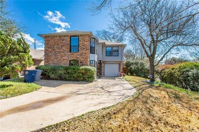 Dallas Single Family Home For Sale: 13254 Pandora Drive