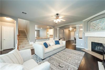 Little Elm Single Family Home For Sale: 832 Lake Hollow Drive