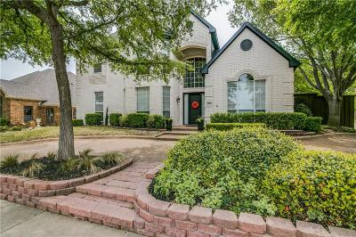 Plano Single Family Home For Sale: 7625 England Drive