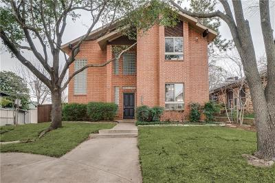 Single Family Home For Sale: 7901 Eagle Trail