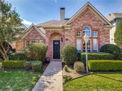 Dallas Single Family Home For Sale: 6235 Gray Wolf Trail