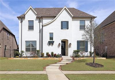 Frisco Single Family Home For Sale: 1766 Tumblegrass Road