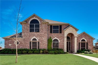 Kennedale Single Family Home Active Option Contract: 701 Sunrise Drive