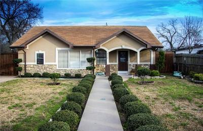 Mesquite Single Family Home For Sale: 412 Willowbrook Drive