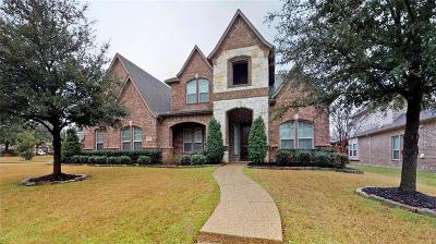 Flower Mound Single Family Home Active Option Contract: 1601 Daisy Lane