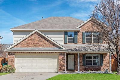 Lewisville Single Family Home Active Option Contract: 1505 Pine Ridge Drive