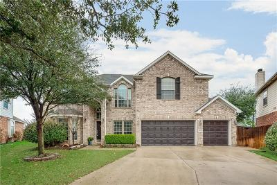 Fort Worth Single Family Home Active Option Contract: 11629 Wild Pear Lane