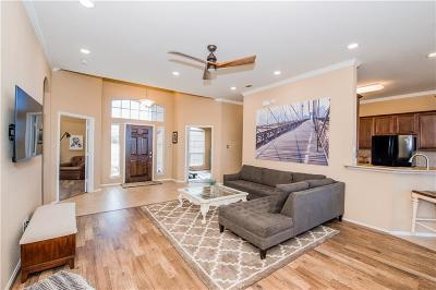 Waxahachie Single Family Home Active Option Contract: 125 Courtney Circle