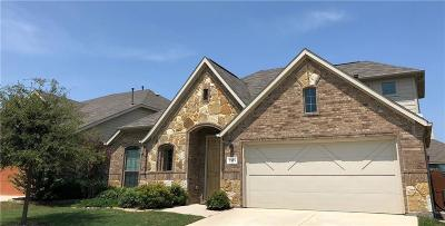 Single Family Home For Sale: 2525 Open Range Drive