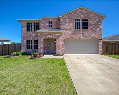 Single Family Home For Sale: 13712 Canyon Ranch Road