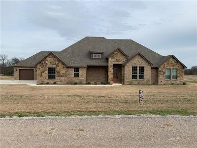 Parker County Single Family Home Active Option Contract: 144 Lazy Creek Crossing