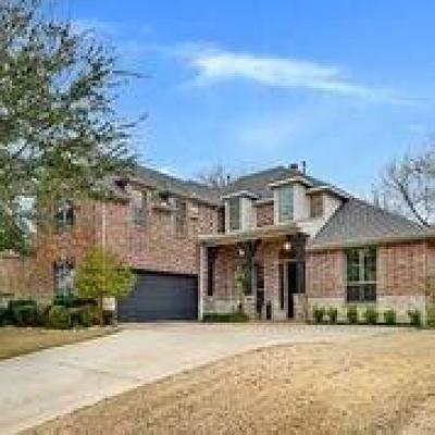 Allen Single Family Home Active Option Contract: 933 Southfork Drive