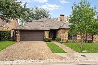 Single Family Home For Sale: 6547 Brook Lake Drive
