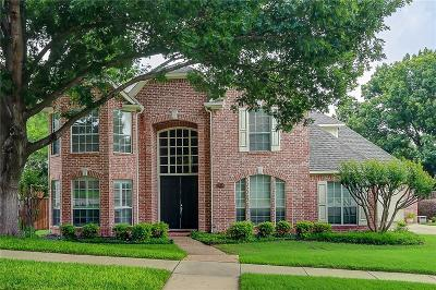 McKinney Single Family Home For Sale: 2404 Versailles Court