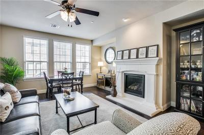 Carrollton Townhouse For Sale: 4412 Fisk Drive