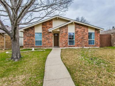 The Colony Single Family Home For Sale: 4909 Ashlock Drive
