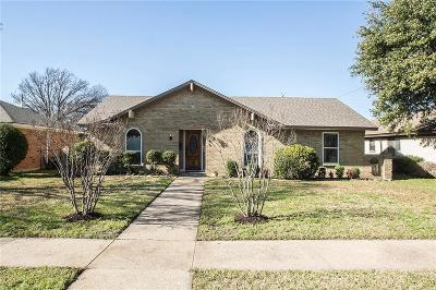 Plano Single Family Home Active Option Contract: 2209 17th Street