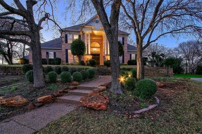 Tarrant County Single Family Home For Sale: 402 Valverde Court